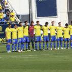 El once titular del Cádiz CF ante el Elche
