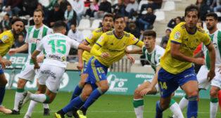 Marcos Mauro fue determinante con su gol en el minuto 89.