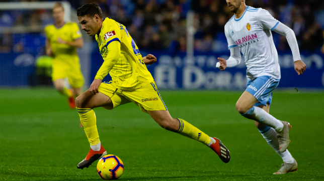 El Cádiz CF será sexto si gana este domingo.