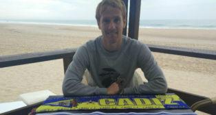 Álex Fernández desea jugar en Carranza con el Cádiz CF y en Primera.