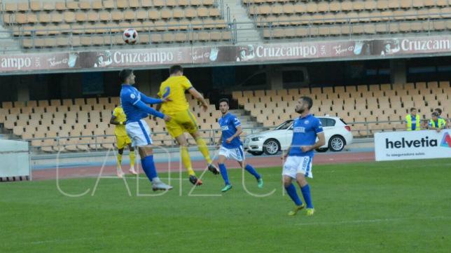 El Cádiz CF B ha sumado un punto en Jerez.