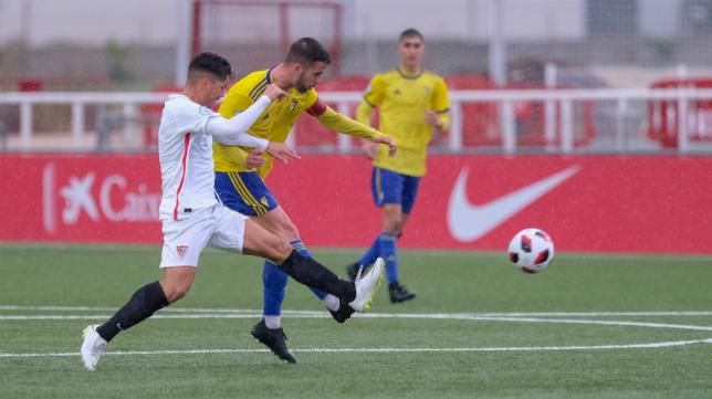 El Cádiz CF B quiere seguir en su línea victoriosa.