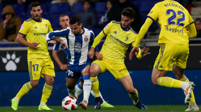 El Cádiz CF estuvo cerca de la clasificación.