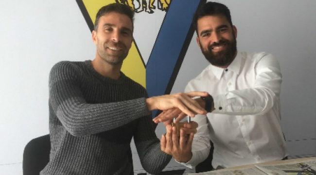 Cifuentes y David Gil, porteros del Cádiz CF