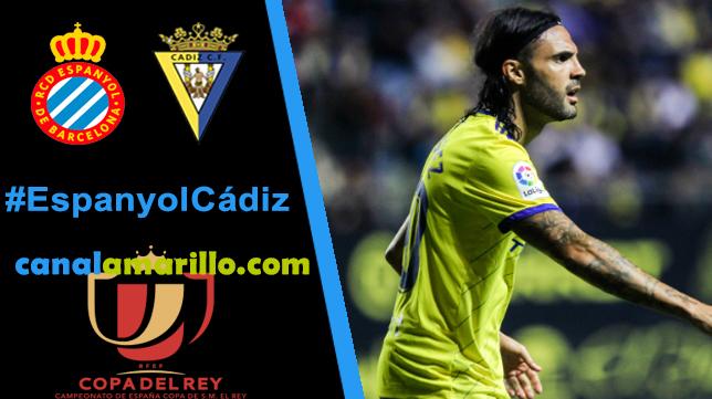 El Cádiz CF busca la sorpresa en Barcelona