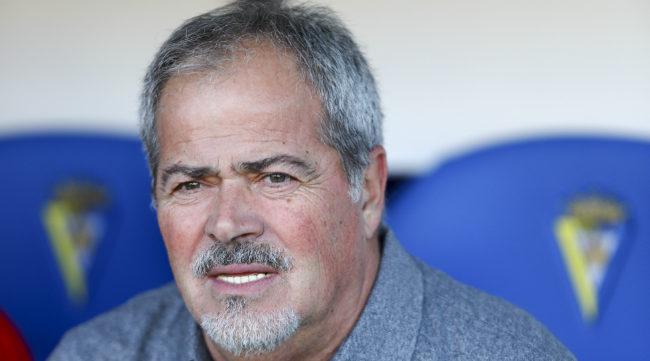 Antonio Iriondo, entrenador del Rayo Majadahonda