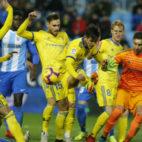 Cádiz CF y Málaga se verán las caras un año más en La Rosaleda.
