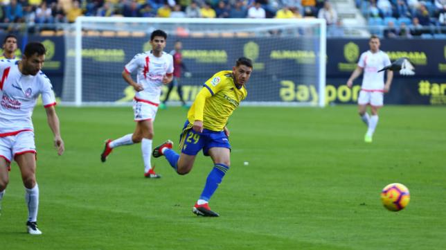 El Cádiz CF demuestra su regularidad.