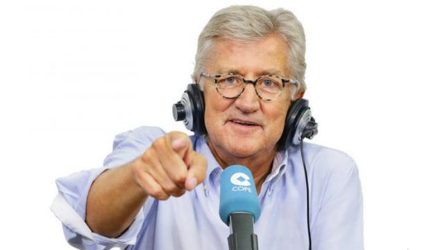 Pepe Domingo Castaño, voz inconfundible de la radio española.