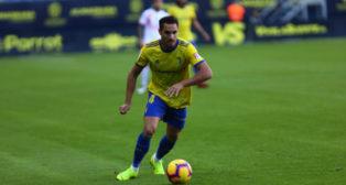 Rober Correa y el Cádiz CF están intratables.