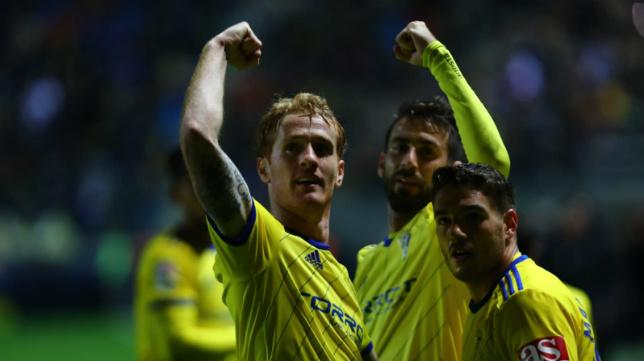 El Cádiz CF despidió 2018 a lo grande.
