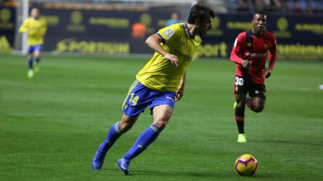 Lekic llegó al Cádiz CF el 31 de agosto de la temporada pasada.