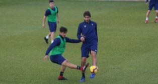 El Cádiz CF retoma este martes los entrenamientos en El Rosal.