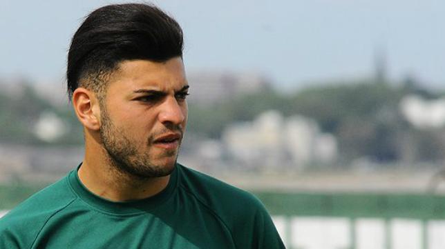 Allala ha estado de prueba en el Cádiz CF y ha convencido.