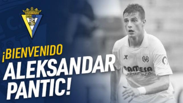 El Cádiz CF ya ha dado la bienvenida a su nuevo jugador.