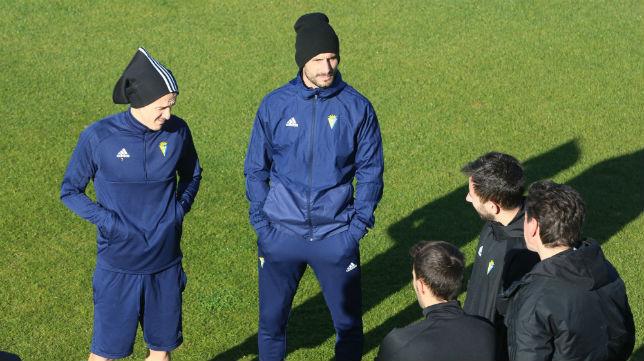 Servando formará parte del cuerpo técnico del Cádiz CF.