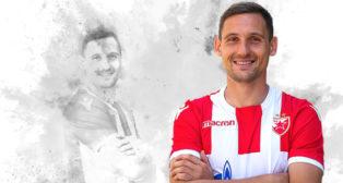 Nikola Stojiljkovic, nuevo delantero del Mallorca.