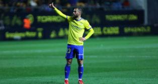 El Cádiz CF completó un notable encuentro ante el Tenerife.