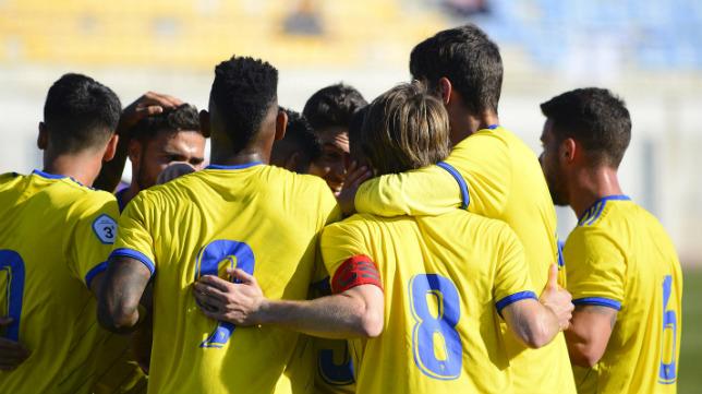 Los pupilos de Juanma Pavón quieren ganar en Soria.
