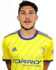 'Pacha' Espino, jugador del Cádiz CF. Foto: Cádiz CF.