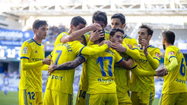 Manu Vallejo y Machís destacaron en la temporada ya terminada.