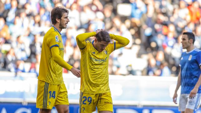 Lekic y Vallejo, en Oviedo.