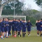 Álvaro Cervera quiere que su Cádiz CF recupere la mejor versión.