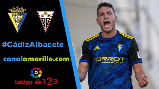 El Cádiz CF busca la cuarta victoria seguida