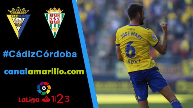 El Cádiz CF busca una victoria ante el Córdoba