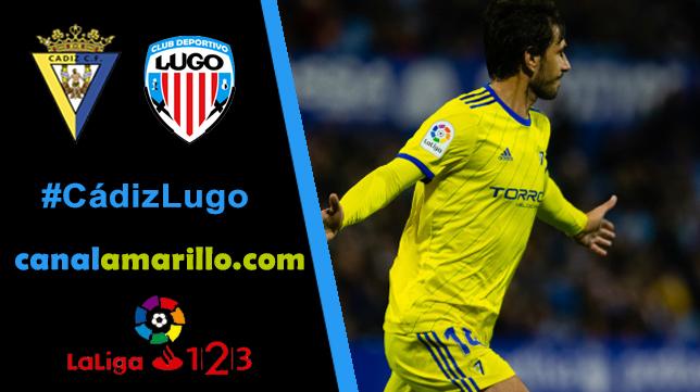 El Cádiz CF busca volver a ganar en casa ante el Lugo