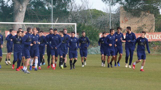 El Cádiz CF busca hoy su cuarta victoria consecutiva.