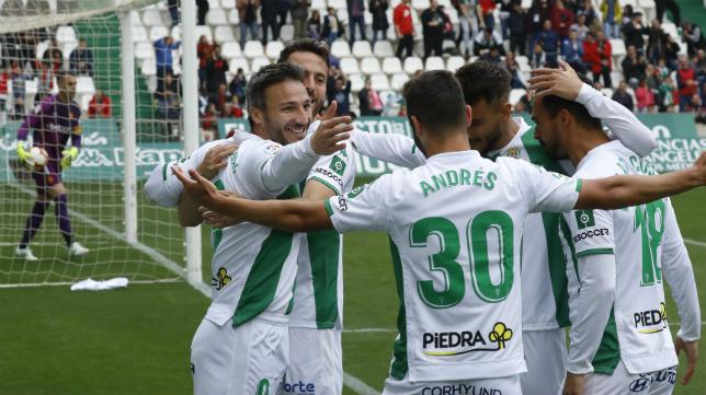 El Córdoba sumó los tres puntos en un final agónico.