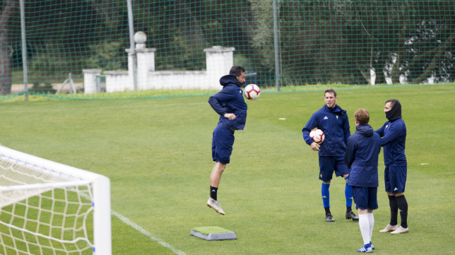 El Cádiz CF regresa este lunes a los entrenamientos.