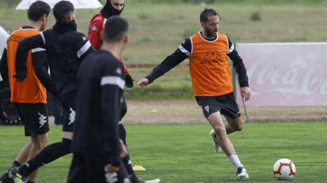 El Córdoba retomará el miércoles sus entrenamientos.
