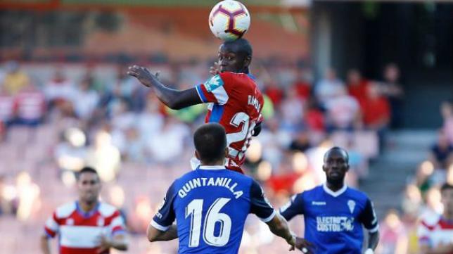 El Córdoba perdió 4-2 en Granada.