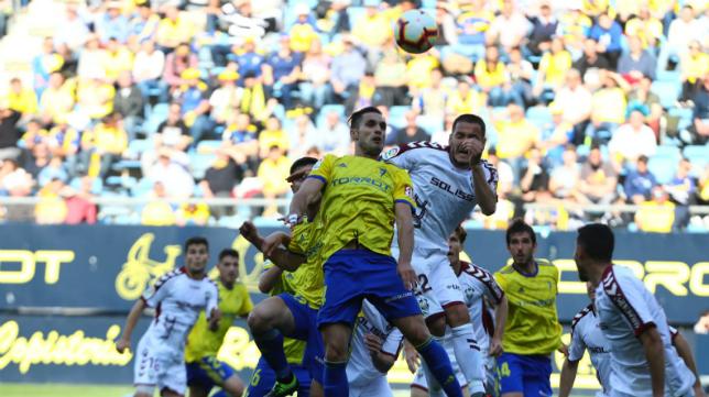 El Cádiz CF es actualmente el quinto clasificado de LaLiga 123.