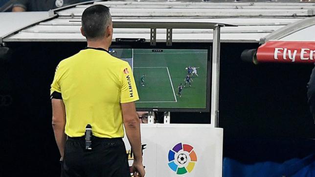 Un árbitro dio positivo en las pruebas del Covid-19.