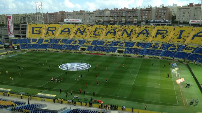 Nuevo Estadio de Gran Canaria.