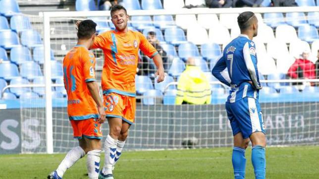 El Rayo Majadahonda sorprendió al Deportivo de la Coruña.