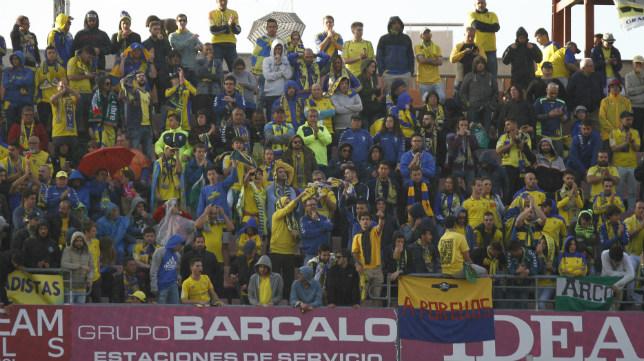Los cadistas acabaron la temporada pasada con la derrota en Granada.