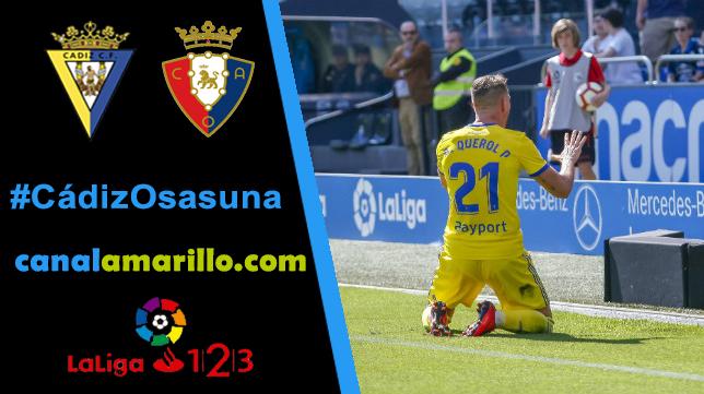 El Cádiz CF quiere aferrarse al play off en Carranza