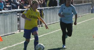 El Cádiz CF Femenino se juega el ascenso a Segunda.