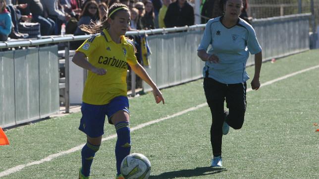 El Cádiz CF Femenino se ha quedado a las puertas del ascenso este año.