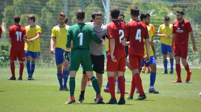 Osasuna Promesas y Cádiz CF B ya tienen fecha para la vuelta. Foto: CA Osasuna.