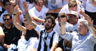 El Club Atlético Central de Sevilla consiguió el ascenso este fin de semana pasado.