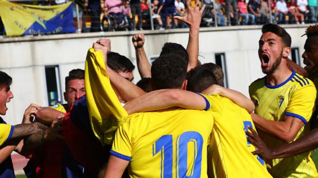 El Cádiz CF B es el campeón del Grupo X de Tercera.