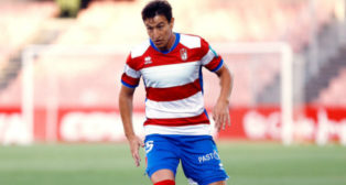 Nico Aguirre, centrocampista del Granada.