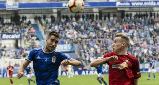 Osasuna perdió en el Carlos Tartiere ante el Oviedo. Foto: CA Osasuna.