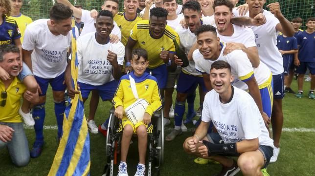 El ascenso del Cádiz B tendrá su repercusión en el primer equipo.