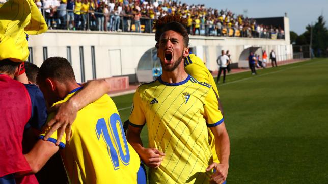 El Cádiz CF B jugará en Segunda B por primera vez en su historia.
